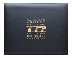Double Tent/Book Custom Certificate Covers
