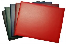 Single Panoramic Certificate Covers